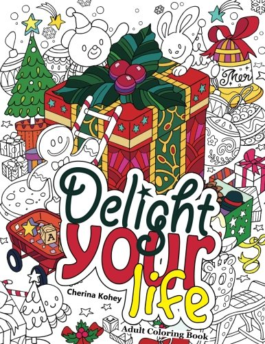 Adult Coloring Books Delight Your Life All Best Gifts And