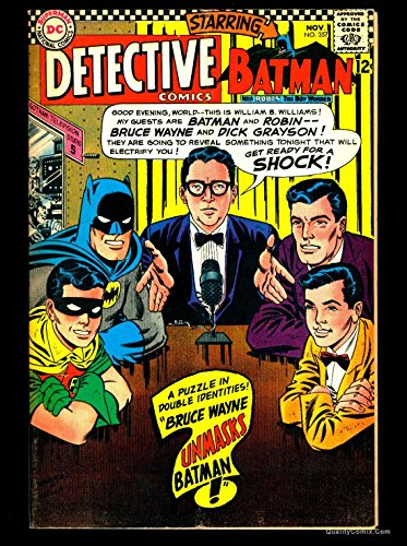 Detective Comics #357 VG 4.0 Tongie Farm Collection Pedigree