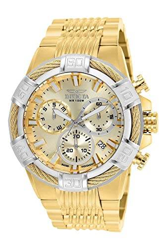 Amazon.com: Invicta 25868 - Reloj de cuarzo para hombre con ...