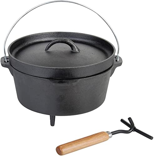Esschert Design USA FF117 Fire Pit Dutch Oven