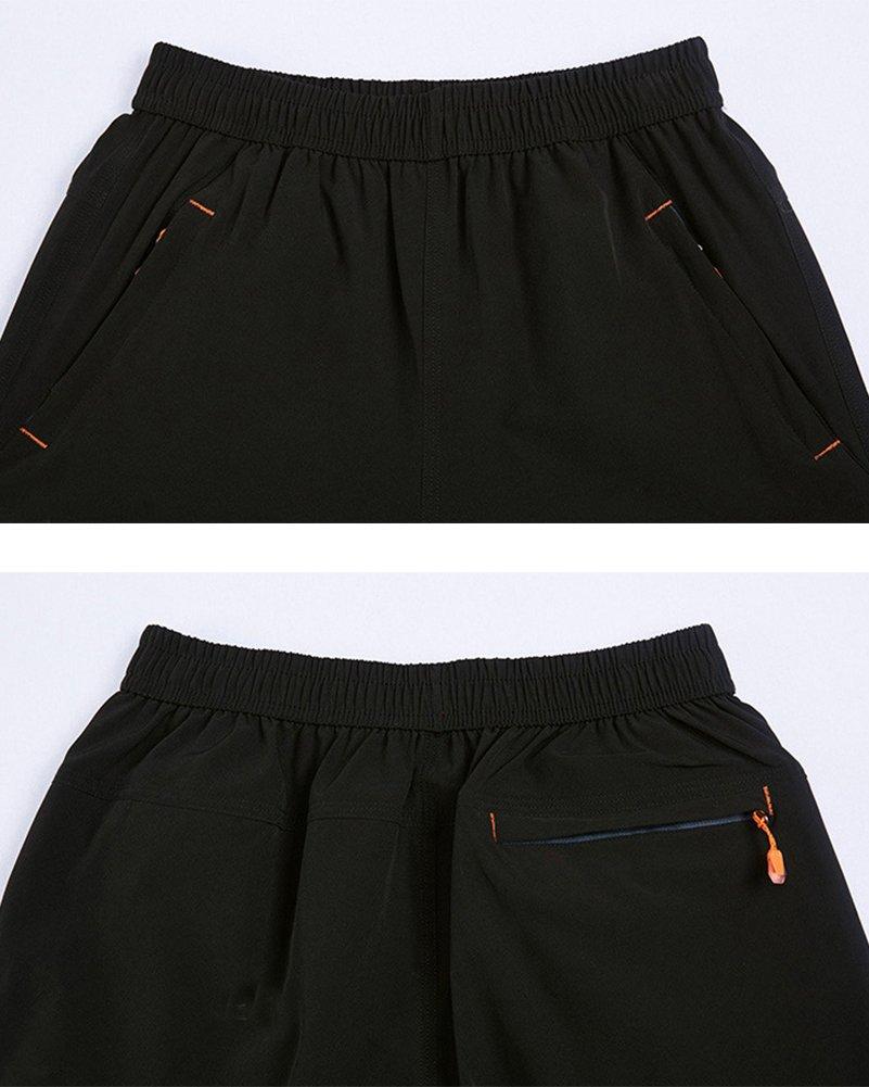 GladiolusA Hombre Casual Secado Rápido Pantalones Cortos De Playa Deportivas Fitness Running Jogging Bermudas Shorts Tamaño… bOTfhop