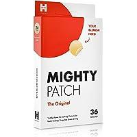 Mighty Patch Original - Hydrocolloid Acne Pimple Patch Spot Treatment (36ct) voor gezicht, vegan, wreedheidsvrij