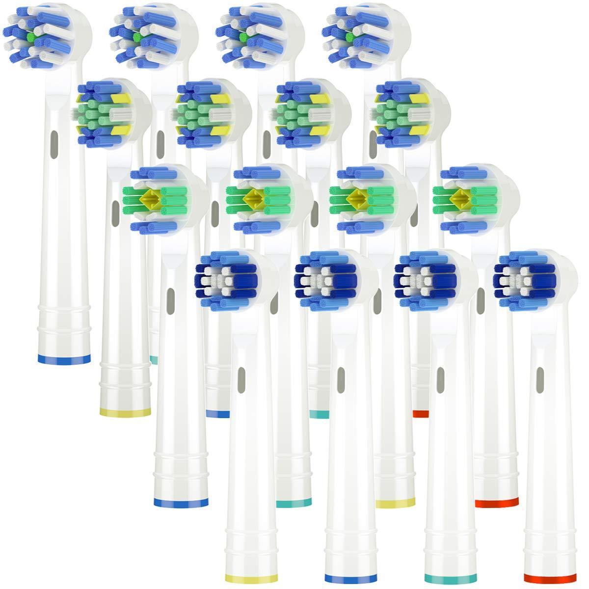 Recambios Cepillo Compatible Braun Oral-b,cabezales de repuesto Compatible eléctrico Pro 700 Pro