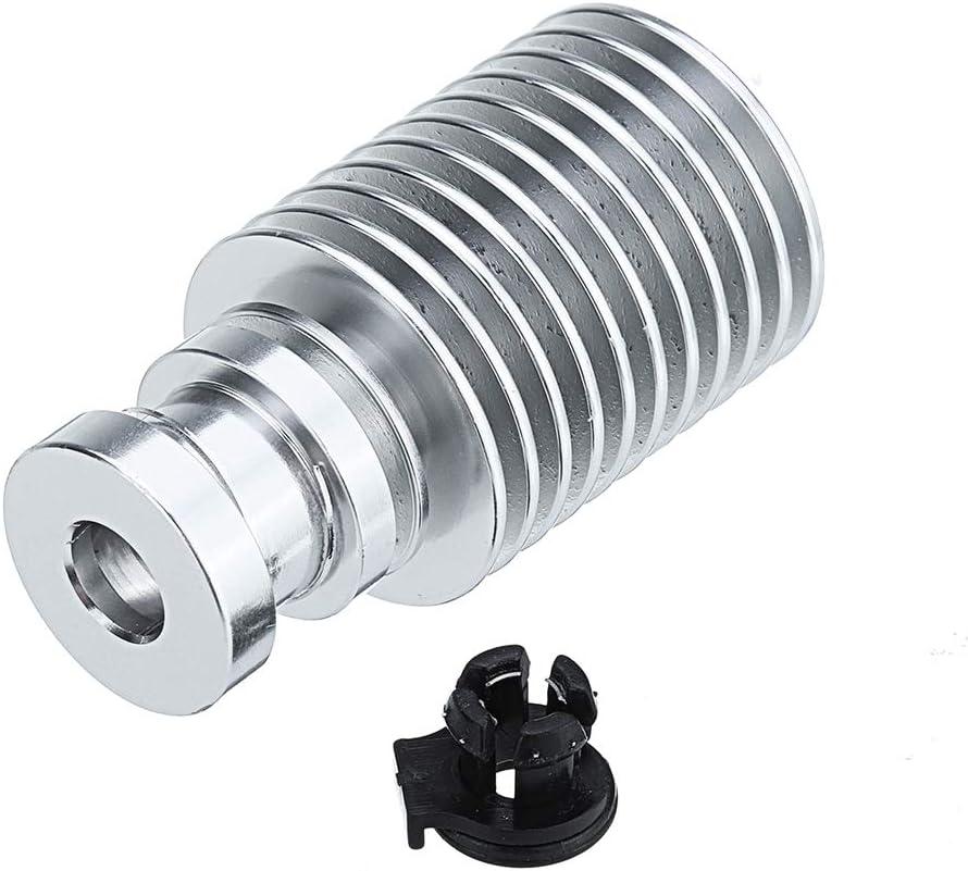 V6 Fern Allmetall Extruder K/ühlk/örper f/ür MK3 Hotend Fern 1.75mm Direkt /& Bowden 3D-Drucker Teil ILS