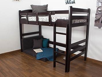 Fantastisch Hochbett Für Erwachsene 90 X 200