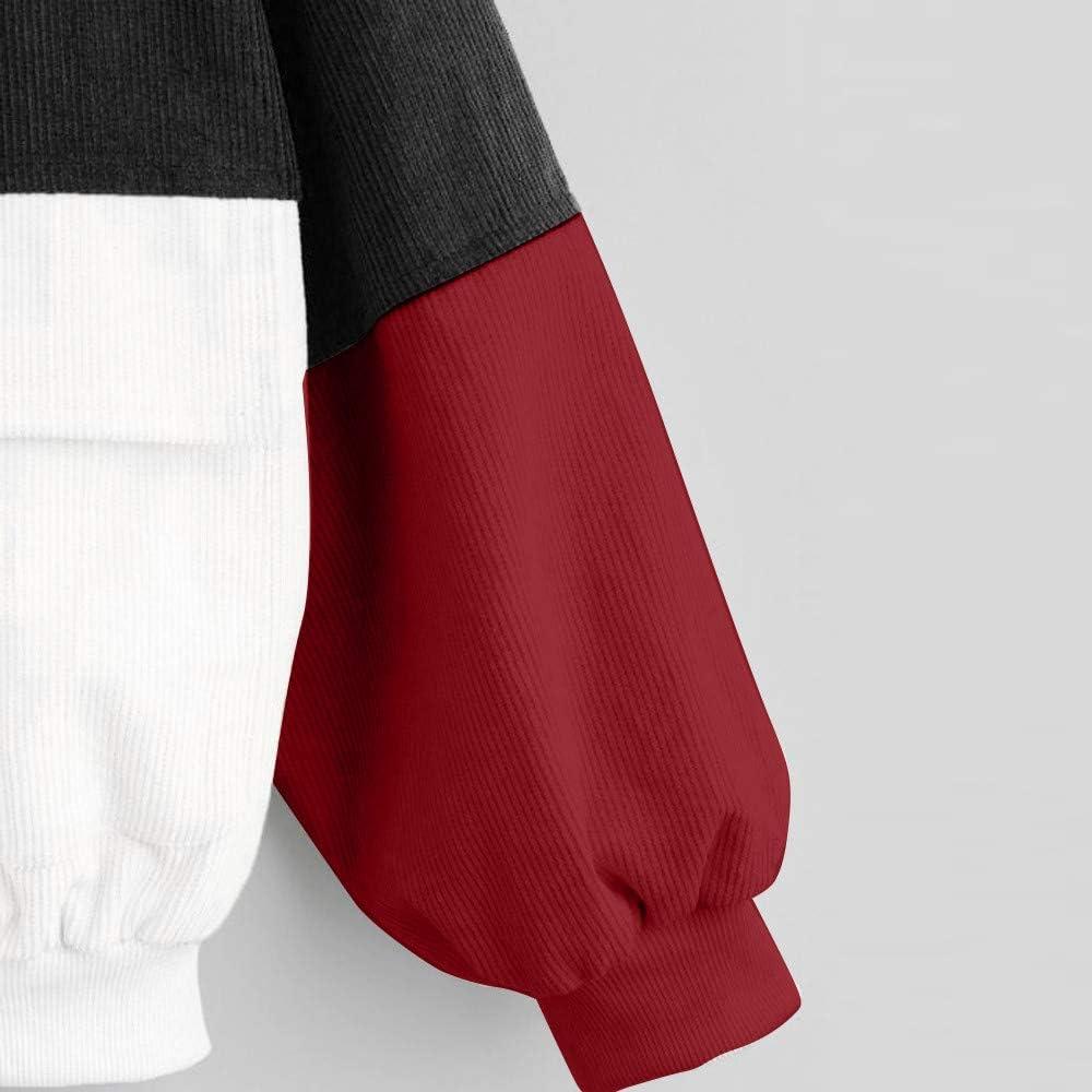 Donne Manica Lunga Giacca A Vento Velluto Mosaico Oversize Cerniera Soprabito Impermeabile Warm Cappotti Giacche Felpa Tumblr Ragazza Sweatshirt Outwear Coat Jacket Oyedens Cappotto