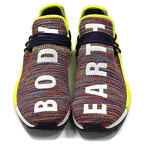 designer fashion c94fb c828e Men Women Women Women Fashion Human Race Sneaker Casual Breathable  Lightweight Mesh Shoes Parent B07GTYG9NX 5025b0