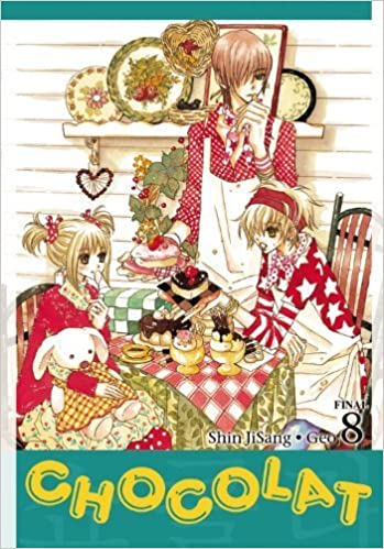 Book Chocolat, Vol. 8 by Shin, Ji-Sang(December 11, 2012)