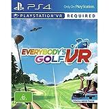 Everybody's Golf VR (PlayStation 4)