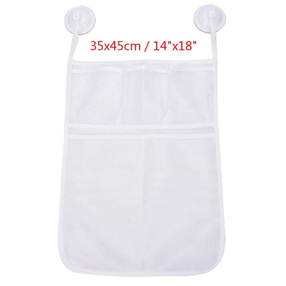 myonly Fashion Baby Bath Storage Bag Organizer Holder Bathroom Bathtub Toy Mesh Net