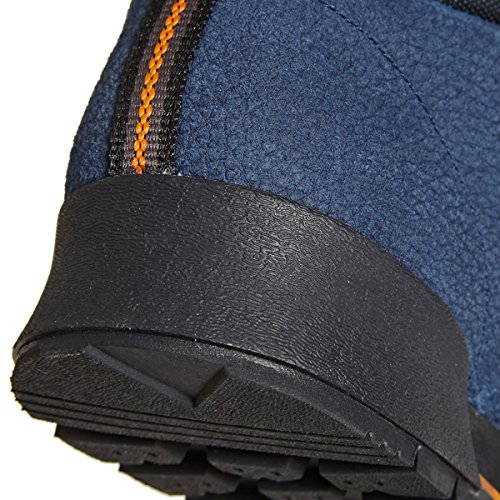 adidas Jake Boot 2.0, Scarpe da Skateboard Uomo Diversi Colori (Maruni/Custom/Negbas)