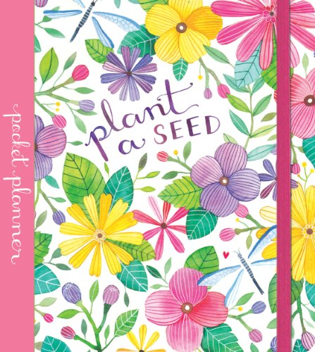 In the Garden Pocket Planner by Galison