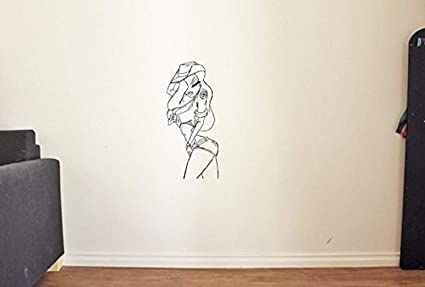 Pencil Sketch Wall Art