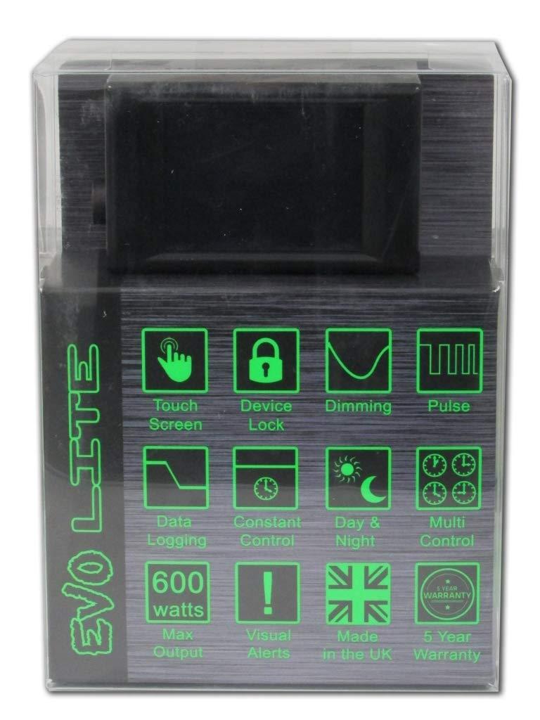 Black Microclimate EVO LITE Digital Thermostat (Purple)