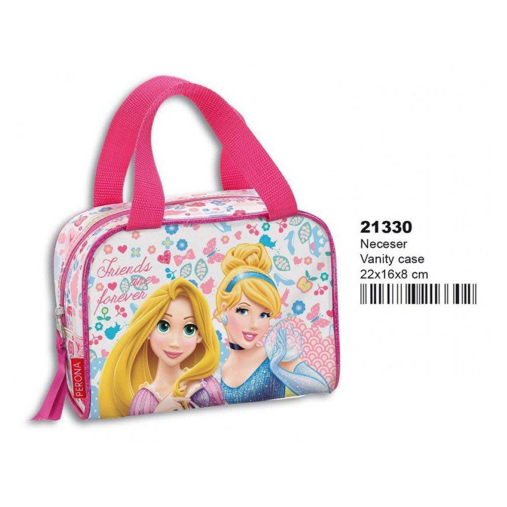 Perona 3628729031 - neceser princesas disney forever: Amazon.es: Oficina y papelería