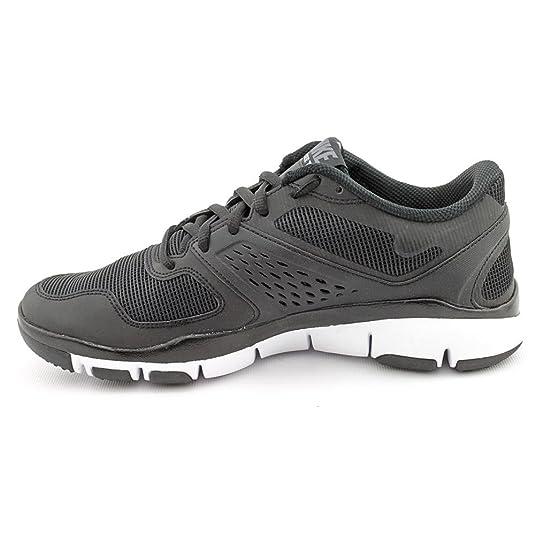 5c8416134b040 Nike Free TR2 Black White Lightweight Mens Training Shoes Trainer 442031-001   US size 7.5   Amazon.ca  Shoes   Handbags