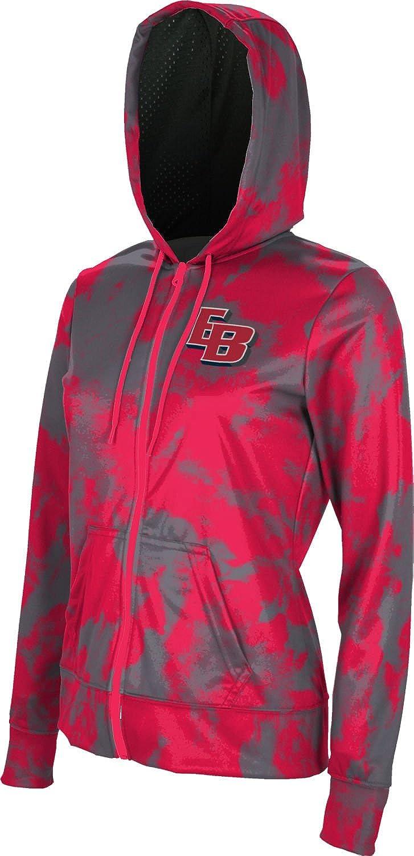 Grunge School Spirit Sweatshirt California State University East Bay Girls Zipper Hoodie