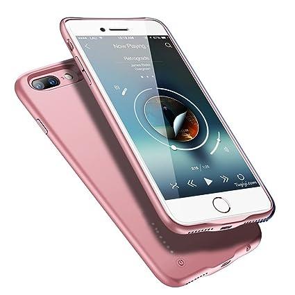 Amazon.com: Funda para cargador de batería para iPhone 7 ...