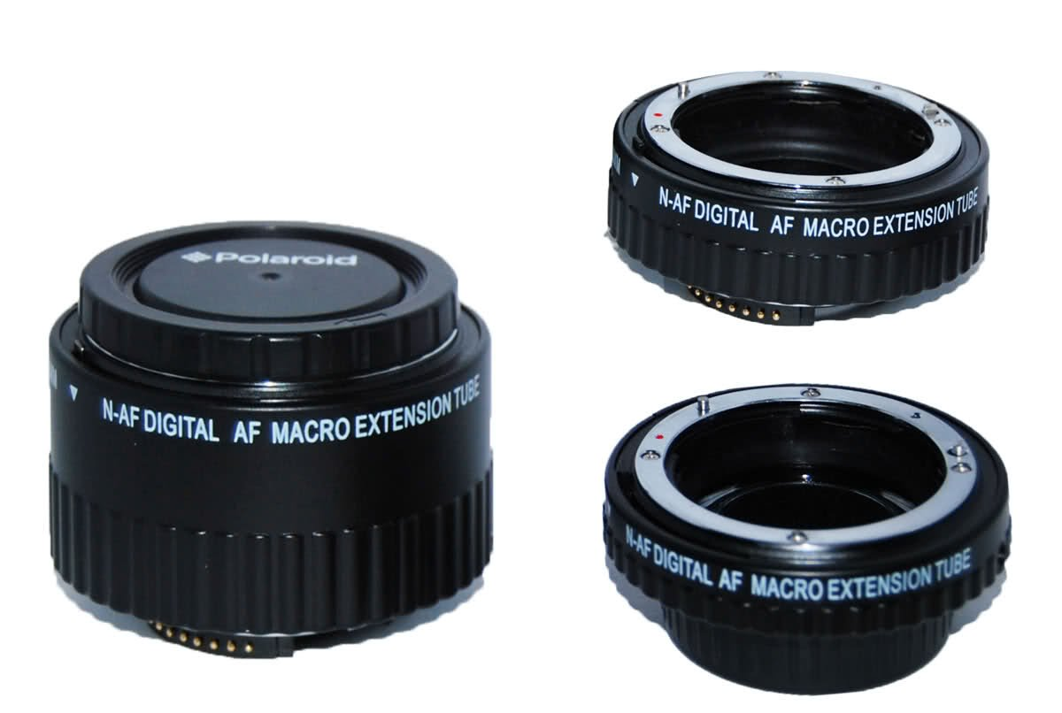 Polaroid PL-EXTN-5 DG Macro Extension Tube..
