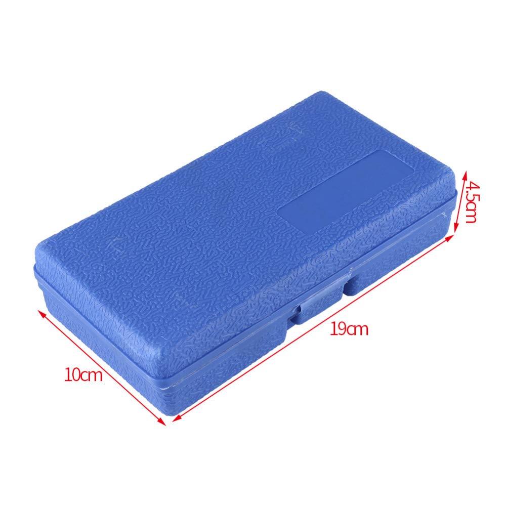 6pcs extracteurs de vis et 6pcs Forets Subtop 12 pi/èces Extracteurs de Vis Set Enlevez facilement les boulons endommag/és les fixations les /écrous