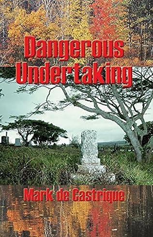 book cover of Dangerous Undertaking