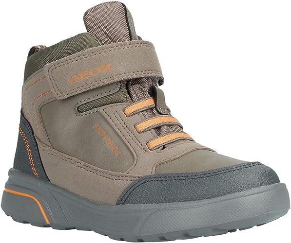 Geox J Sveggen B Abx B, Boy's Classic Ankle Boots: Amazon.co