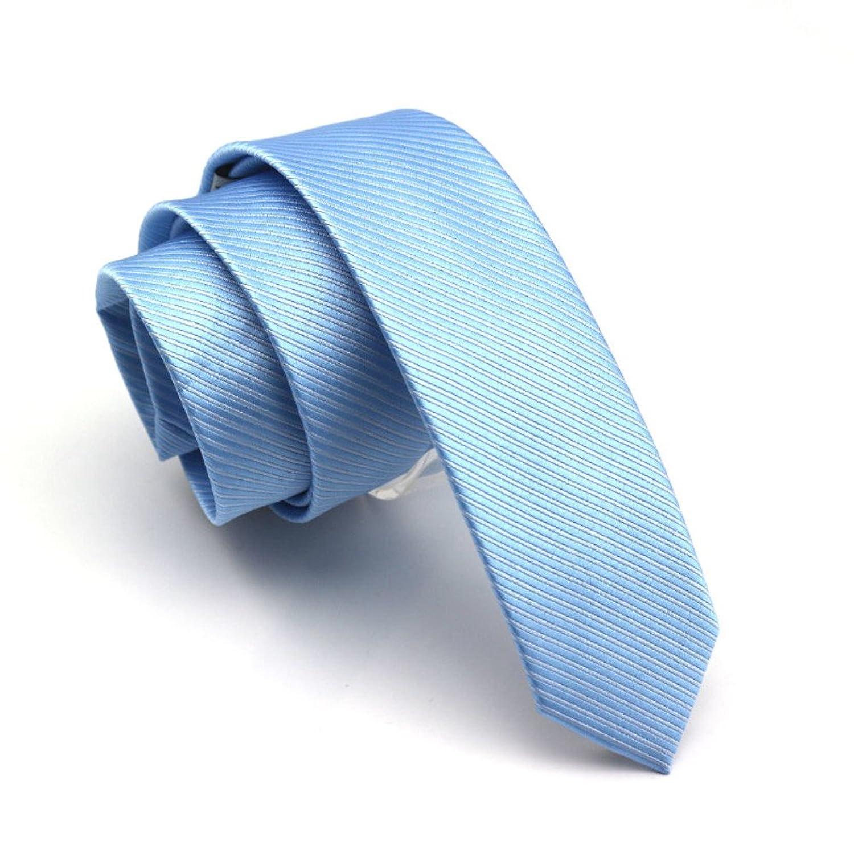Negocio casual rayas corbata hombres