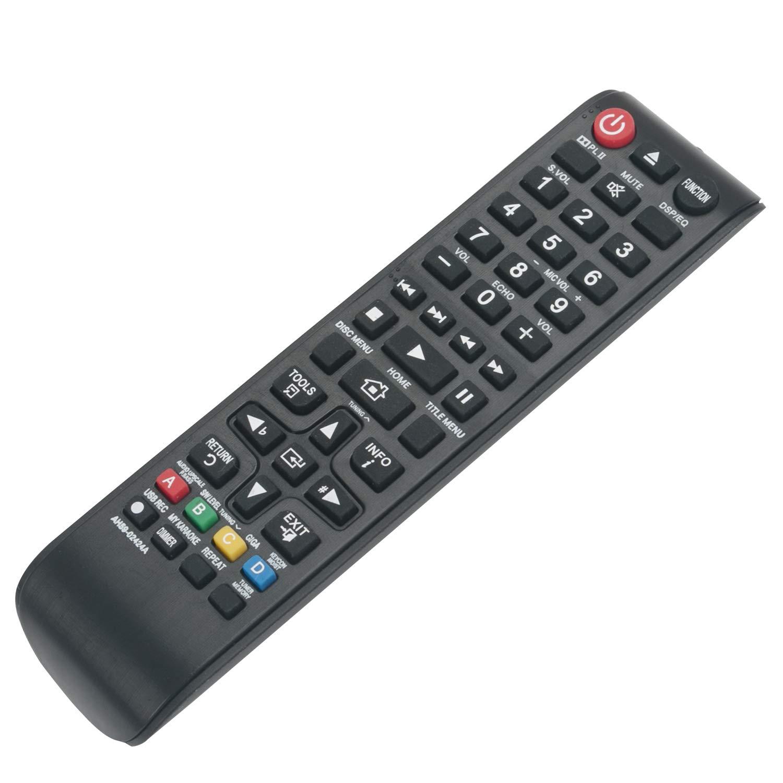 Control Remoto Ah59-02424a Para Samsung Ht-e355 Ht-e350k