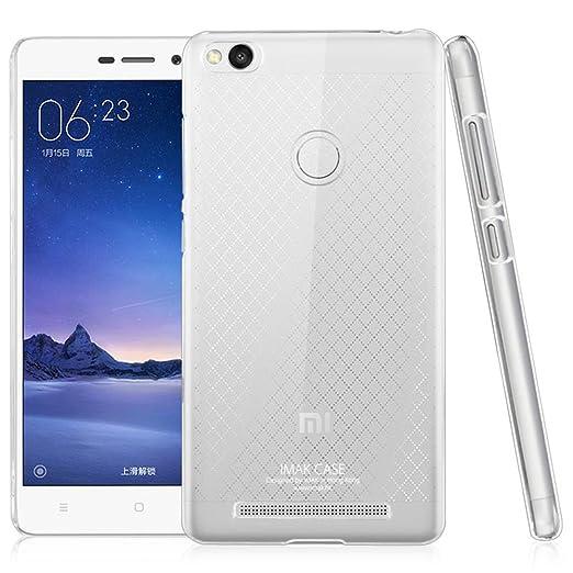 2 opinioni per Trasparente Custodia Cover Case + Pellicola Protettiva Per Xiaomi Redmi 3 Pro