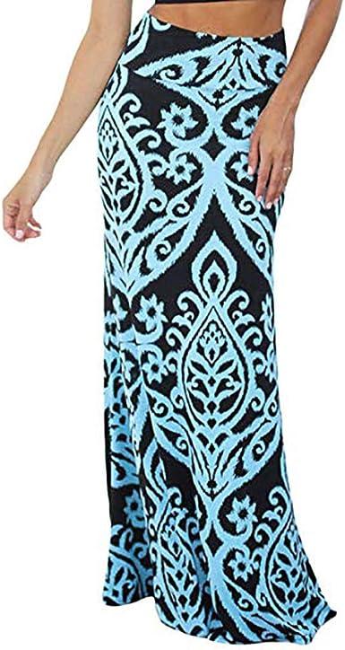 Vectry Faldas Faldas Mujer Falda Larga Faldas Mujer Cortas ...