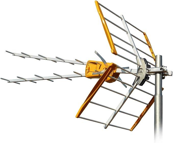 Antena TDT-UHF V Zenit Televes LTE 5G: Amazon.es: Electrónica