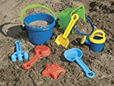 Four Piece Sand Bucket Set (Color/Style May Vary)