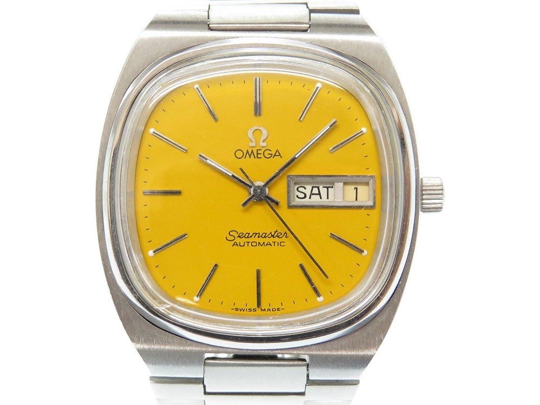 (オメガ) OMEGA シーマスター TVスクリーン 腕時計 ステンレススチール メンズ 0609 中古 B07DPDWRM5