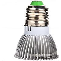 SODIAL 6W LED Bombilla de crecimiento de planta