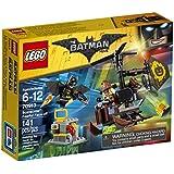 LEGO BATMAN MOVIE Scarecrow Fearful Face-Off 70913...