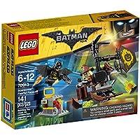 LEGO Batman película Espantapájaros rostro temeroso 70913 juego de construcción.