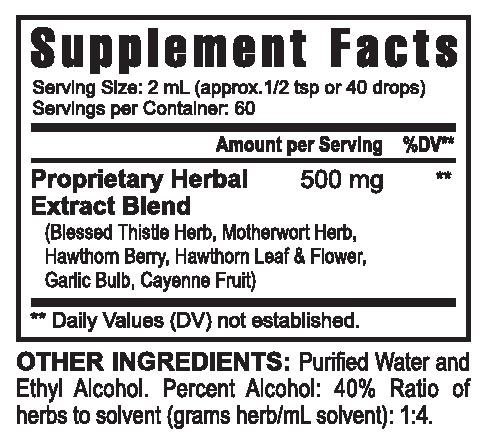Heart Support 4 fl oz. - 6 Bottles