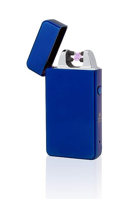 Tesla de Lighter T11 Luz Arco – Mechero USB recargable Double Arc Varios Colores