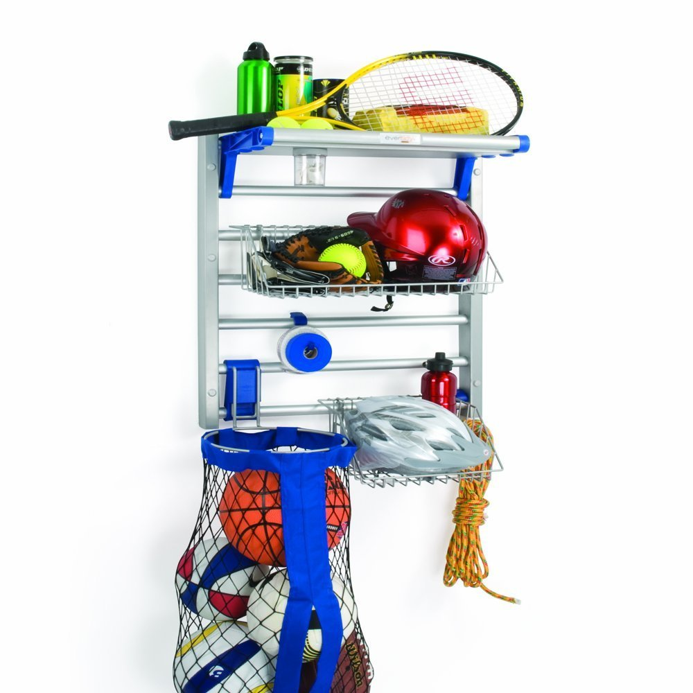 Evertidy All-in-One Box Smart Organizer System for Sports Equipment