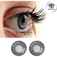 Soft Eye-1 Pair Contact Lens GREY