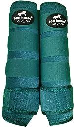 TGW RIDING Horse Sports Medicine Boots Horse Leg Wraps One Pair