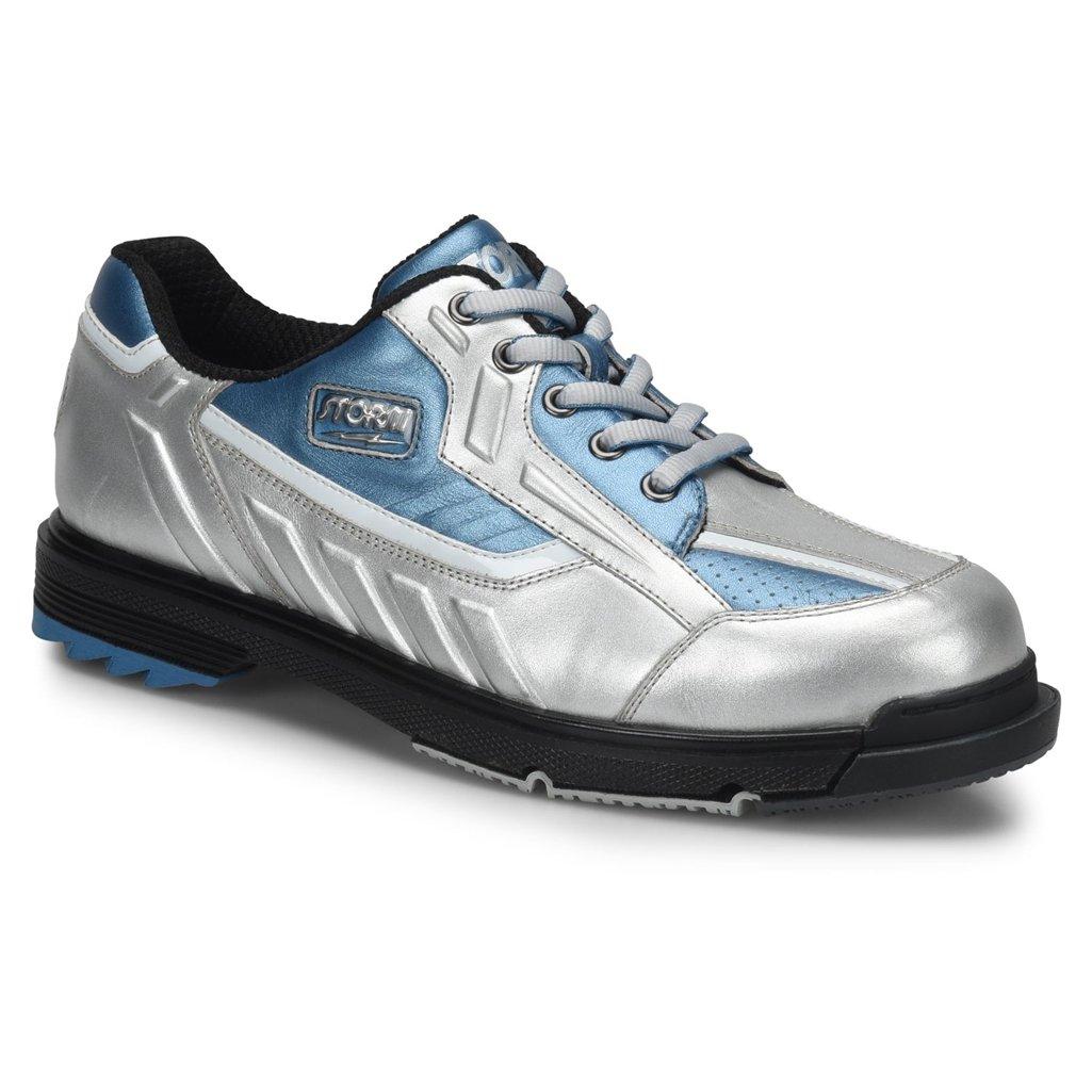 Storm SP0000108 070 Bowling Shoes, Silver/Blue, 7.0