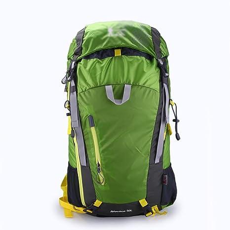 mochilas montaña presión profesional bolso al aire libre del alpinismo mochila grande recorrido de la capacidad ...
