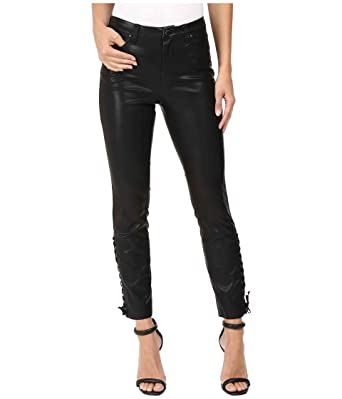 208fc43c3a8805 BLANKNYC] Blank NYC Women's Vegan Lace Up Skinny Pants at Amazon ...