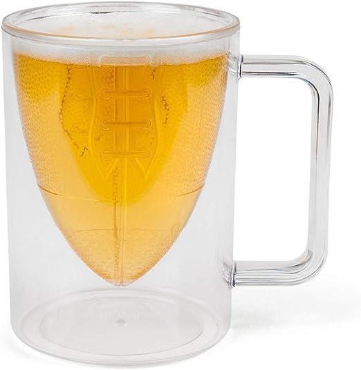 BigMouth Inc - Jarra de cerveza, diseño de balón de fútbol ...