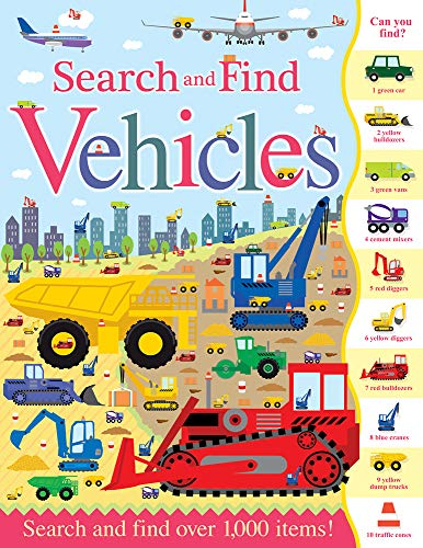 Search and Find Vehicles por Joshua George,Dan Crisp