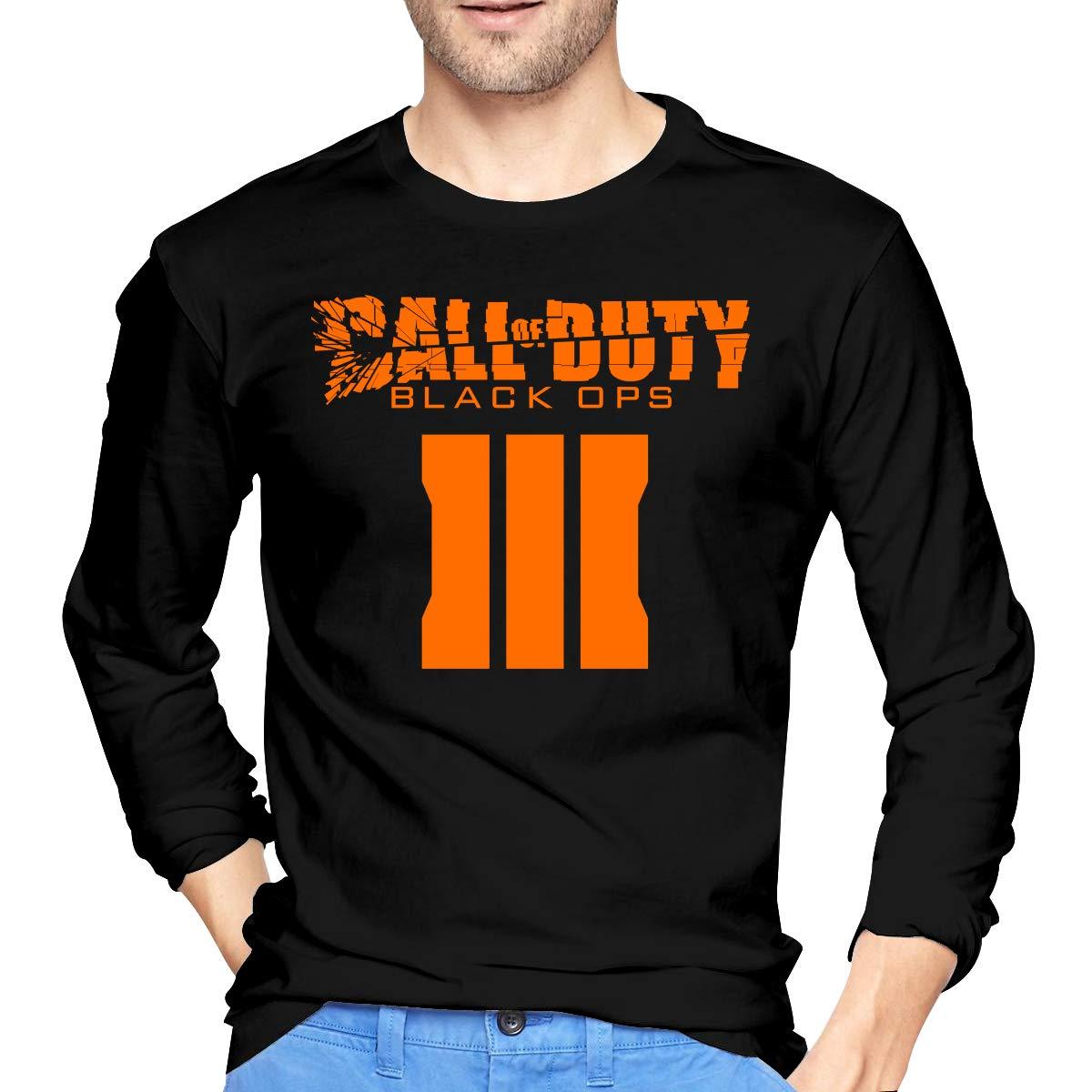 S Call Of Duty Black Ops Iii Tshirt Black