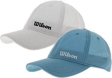 Wilson Summer Cap Water - Gorra Unisex, Color Azul, Talla OSFA ...