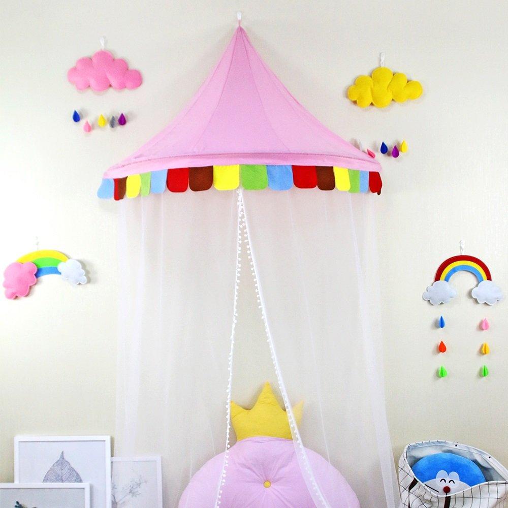 Easy Go Shopping Babyspielzelt, Indoor Kinderfalzzelt Halbmond Spielzimmer (L)
