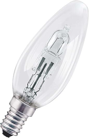 2700K E27-Sockel Warmwei/ß 20 Watt Osram Classic A Halogen-Lampe Ersatz f/ür 25 Watt dimmbar